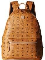 MCM Stark No Stud Medium Backpack Backpack Bags