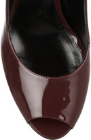 Jil Sander Patent-leather pumps