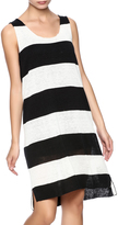 OSKLEN Striped Sweater Dress