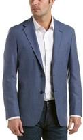 Ike Behar Wool Sportcoat.