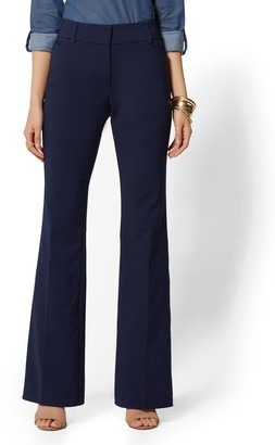 New York & Co. Tall Bootcut Pant - Mid Rise - All-Season Stretch - 7th Avenue