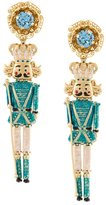 Dolce & Gabbana Nutcracker earrings