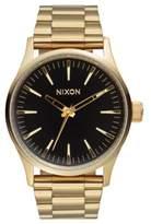 Nixon Sentry Stainless Steel Watch