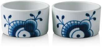 Royal Copenhagen Blue Mega Soufflé Bowl, Set of 2
