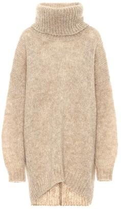 Isabel Marant Eva mohair-blend oversized sweater