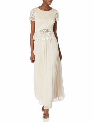 Jessica Howard Women's Popover Gown