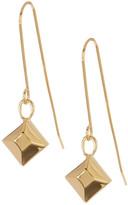 Diane von Furstenberg Cube Drop Earrings