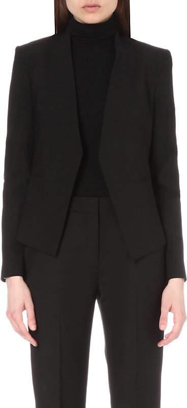 Theory Lanai stretch-wool blazer