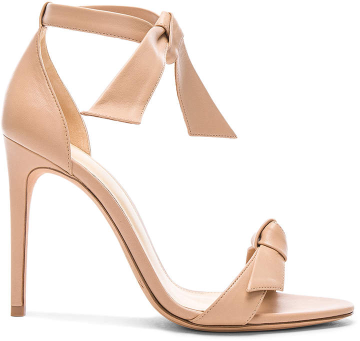 Alexandre Birman Leather Clarita Sandals