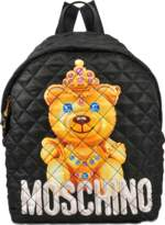 Moschino Large Backpack Toy