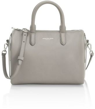 Alexander Wang Small Halo Leather Duffel Bag