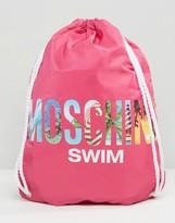Love Moschino Moschino Drawstring Backpack
