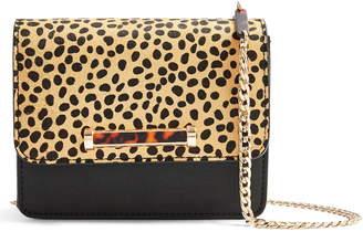 Topshop Ella Chain Strap Crossbody Bag