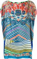 Pierre Louis Mascia Pierre-Louis Mascia - Aloeuw tunic - women - Silk - One Size