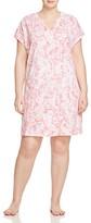 Ralph Lauren Plus Paisley Sleepshirt