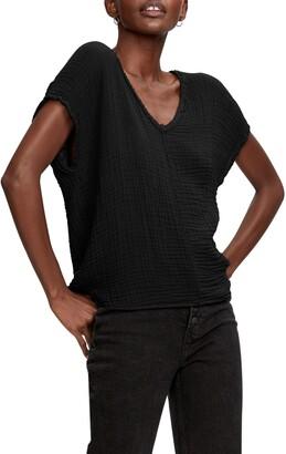 Michael Stars Draya V-Neck T-Shirt