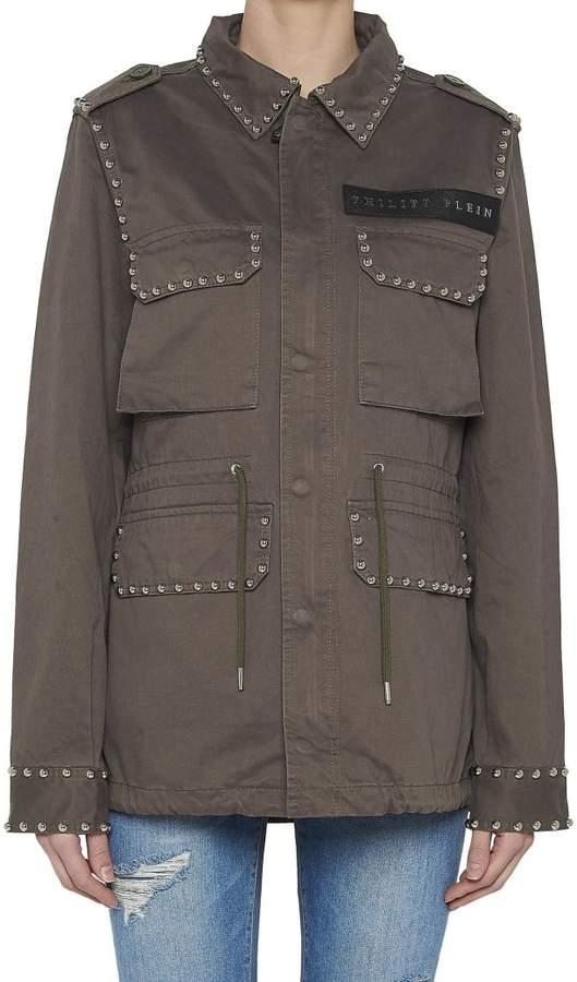 Philipp Plein Parka Jacket