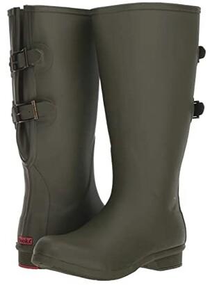 Chooka Versa Rain Boot (Moss) Women's Rain Boots