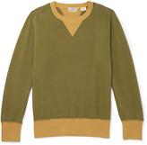 Levi's 1930s Bay Meadows Garment-Dyed Cotton-Jersey Sweatshirt