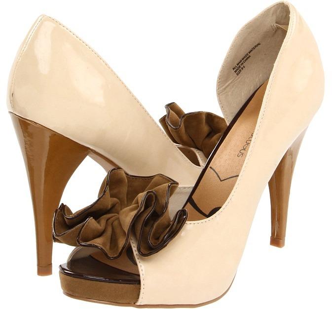 Promiscuous Manami (Nude) - Footwear