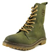 Coolway Moonrise Round Toe Leather Combat Boot.