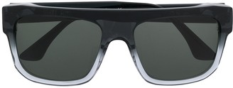 Thierry Lasry Felony square-frame gradient sunglasses