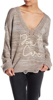 Wildfox Couture Don&t Care Sweater