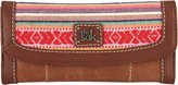 The Sak Women's Iris Flap Wallet