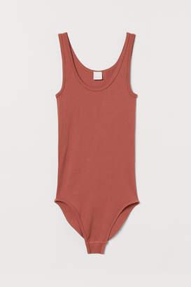 H&M Seamless Bodysuit
