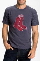 Red Jacket Men's 'Boston Red Sox' Regular Fit Crewneck T-Shirt