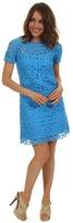 Lilly Pulitzer MarieKate Dress (Flutter Blue) - Apparel