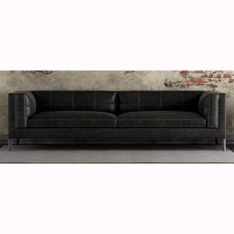 Amazing Top Grain Leather Sofa Shopstyle Machost Co Dining Chair Design Ideas Machostcouk