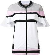 NO KA 'OI No Ka' Oi - Nuha zipped jacket - women - Polyamide/Spandex/Elastane - XS