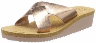 Flip*Flop Women's Lowwedge Corgi Wedge Sandal