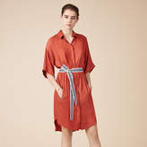 Maje Floaty shirt dress
