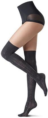 Oroblu Knitting Over The Knee Socks