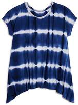 Aqua Girls' Tie-Dye Tee, Big Kid - 100% Exclusive
