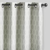 Tribal Geo Cotton Naomi Curtains Set of 2