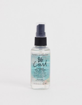 Bumble and Bumble Bb.curl luminous oil spray 70ml-No Colour