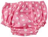 Pottery Barn Kids Pink Dot Diaper Cover