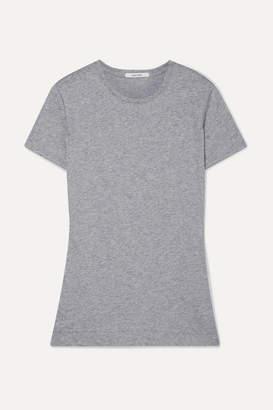 ADAM by Adam Lippes Pima Cotton-jersey T-shirt - Gray