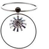 Eddie Borgo Apollo gunmetal-plated necklace