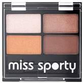 Miss Sporty Studio Quattro Eyeshadow Palette #413