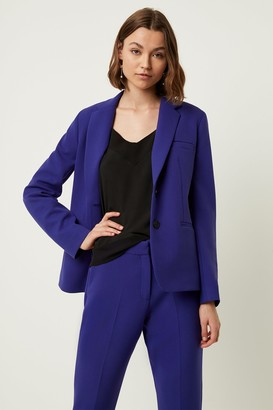 French Connenction Sundae Suiting Single Breasted Jacket