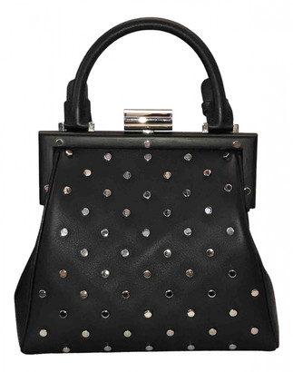 Perrin Paris Black Leather Handbags
