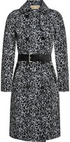 MICHAEL Michael Kors Printed shell trench coat