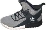 adidas Tubular Black Rubber Trainers