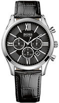 HUGO BOSS Boss Mens Chronograph Ambassador 1513194 Watch