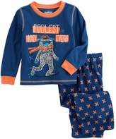 Osh Kosh Boys 4-14 Abominable Snowman 2-Piece Pajama Set