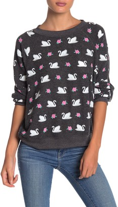 Wildfox Couture Swan Song Sommers Sweatshirt